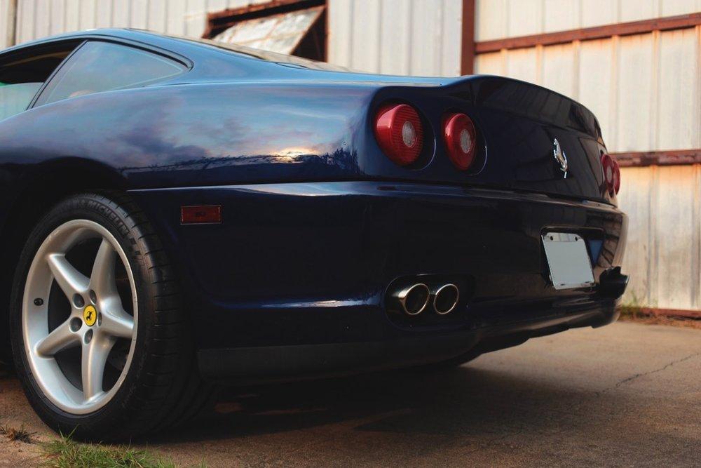 1998 Ferrari 550 Maranello (W0110055) - 13.jpg
