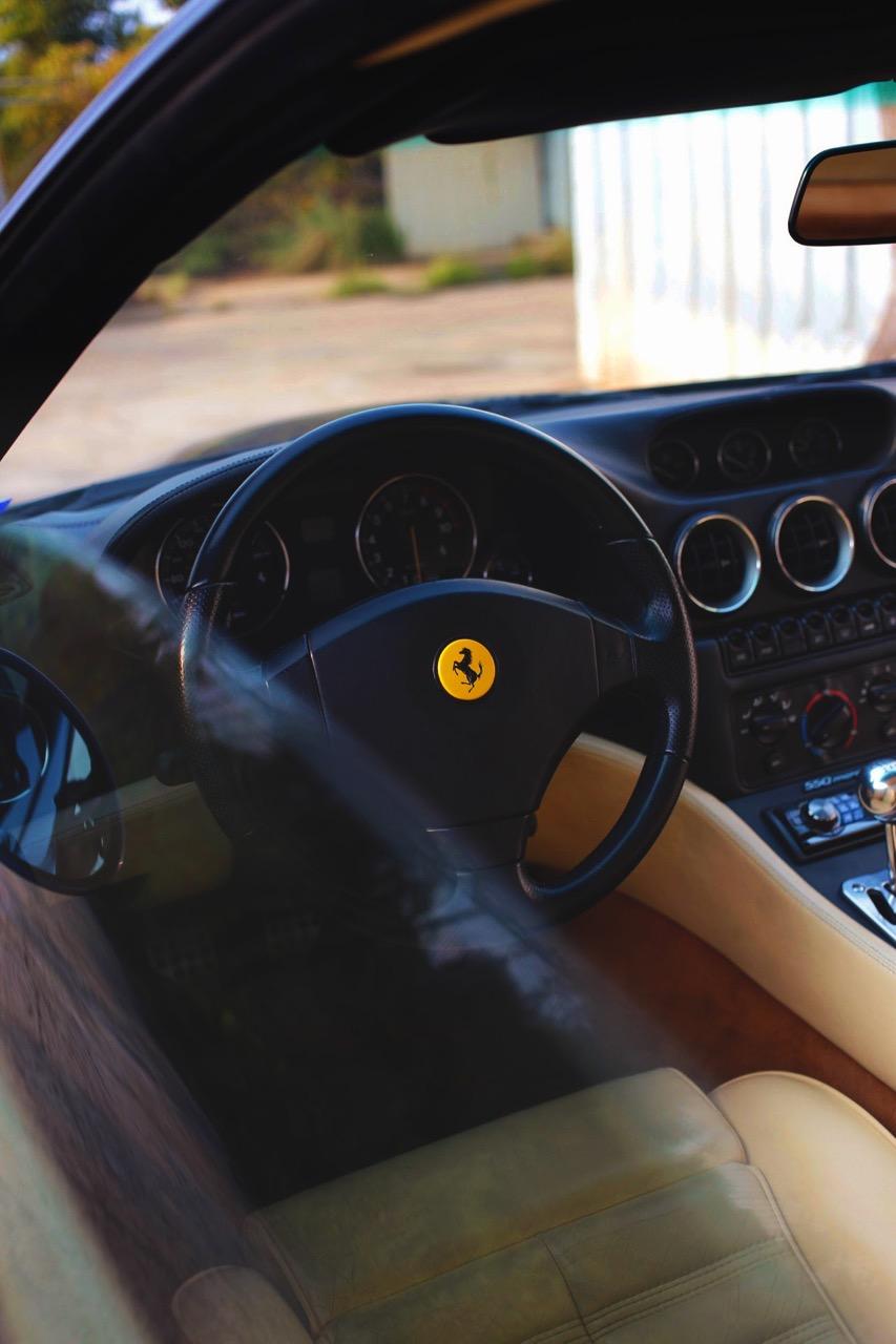 1998 Ferrari 550 Maranello (W0110055) - 14.jpg