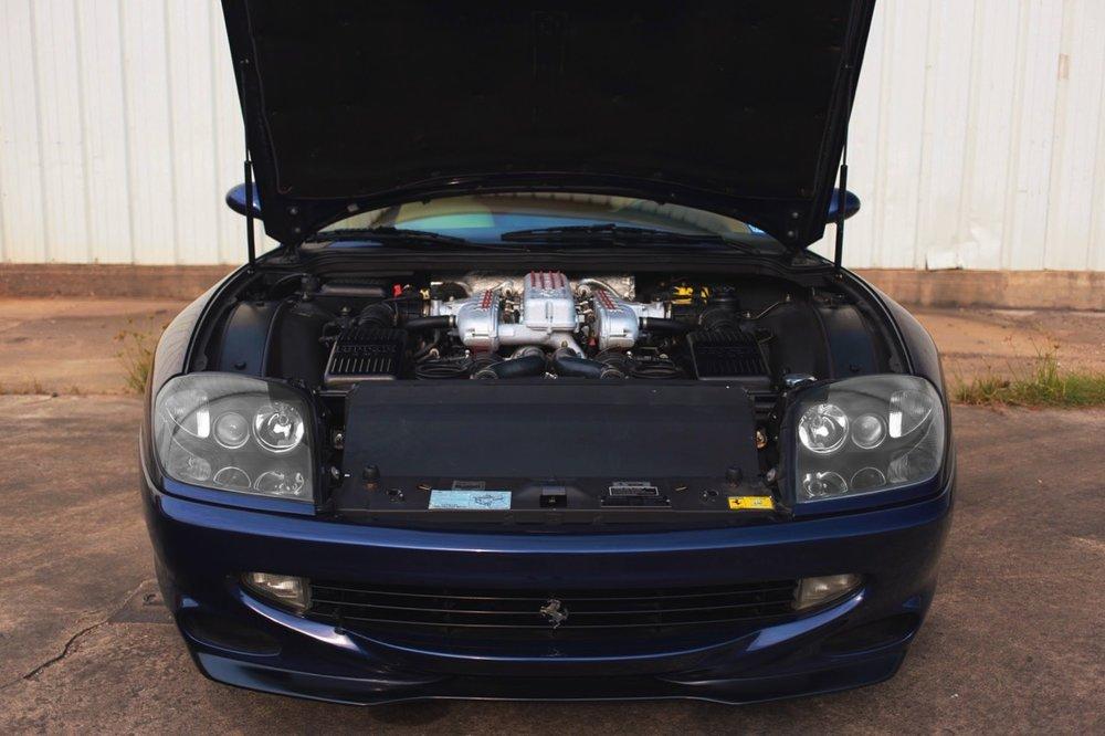 1998 Ferrari 550 Maranello (W0110055) - 20.jpg