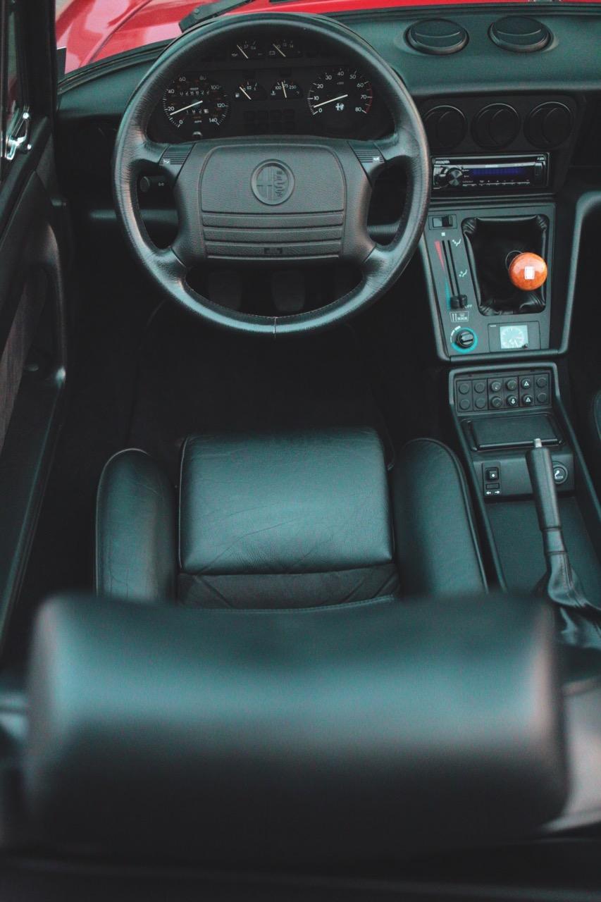 1992 Alfa Romeo Spider Veloce N7005179 M Brandon Motorcars 29