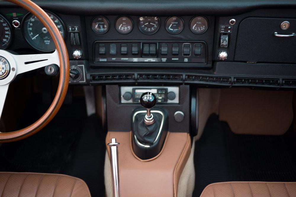 1970 Jaguar E-Type OTS (1R13393) - 34.jpg