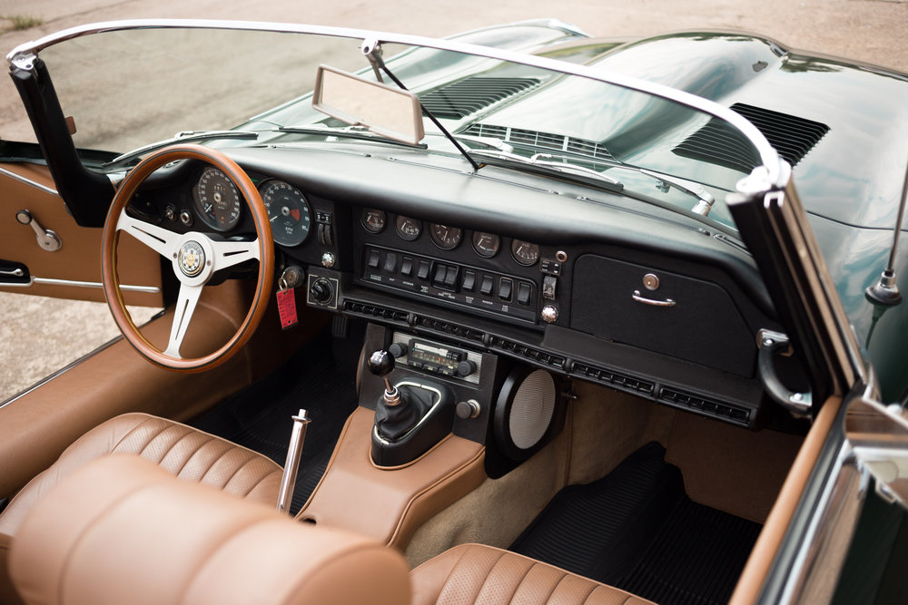 1970 Jaguar E-Type OTS (1R13393) - 39.jpg