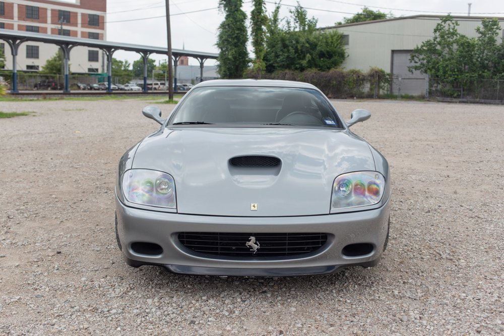 2002 Ferrari 575 Maranello (20128898) - 09.jpg