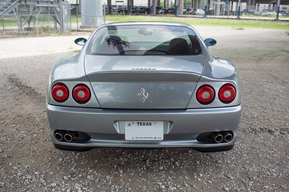 2002 Ferrari 575 Maranello (20128898) - 19.jpg