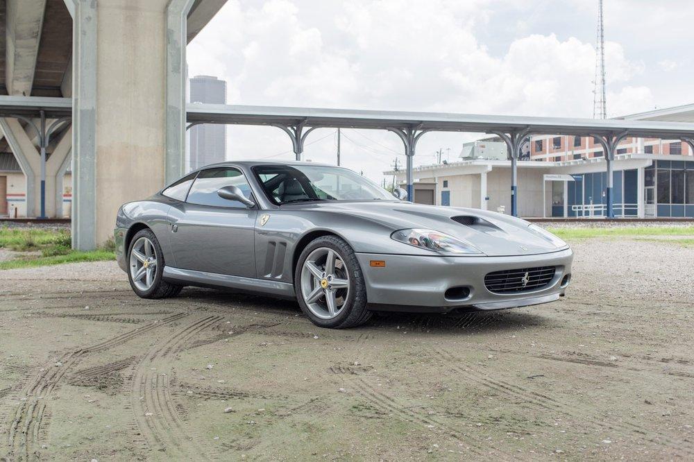 2002 Ferrari 575 Maranello (20128898) - 21.jpg