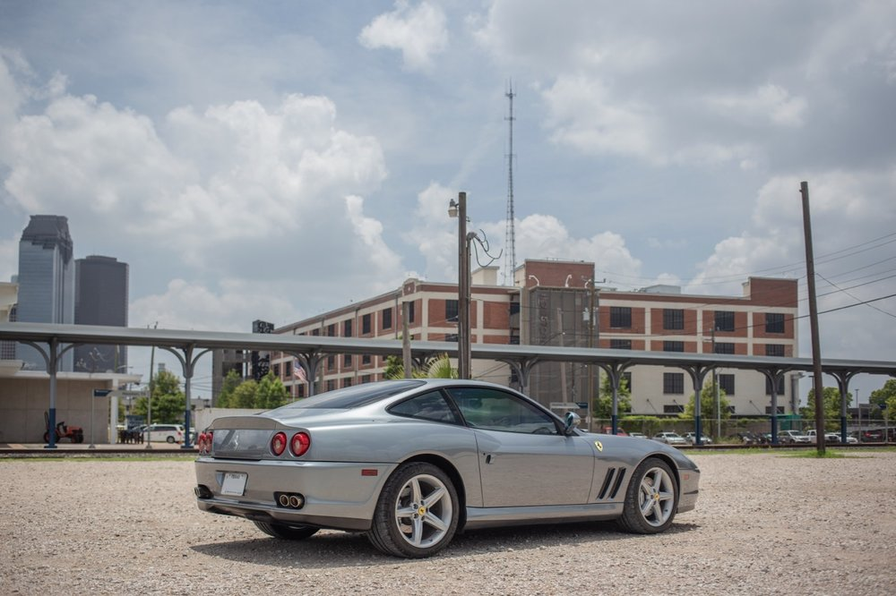 2002 Ferrari 575 Maranello (20128898) - 25.jpg