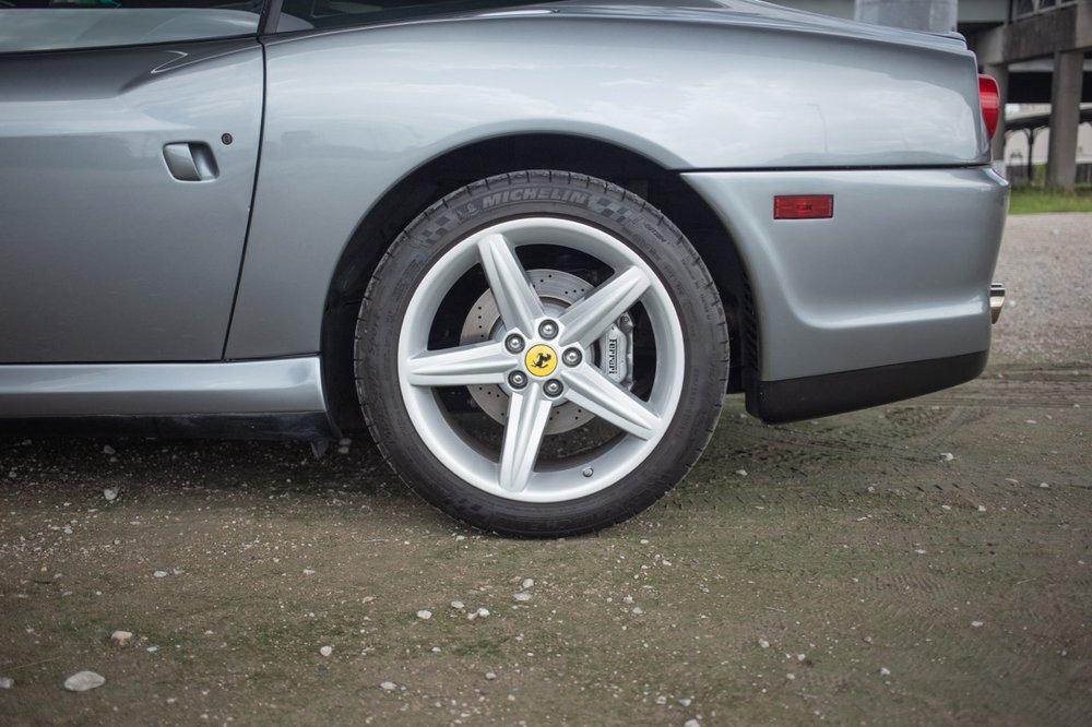 2002 Ferrari 575 Maranello (20128898) - 28.jpg