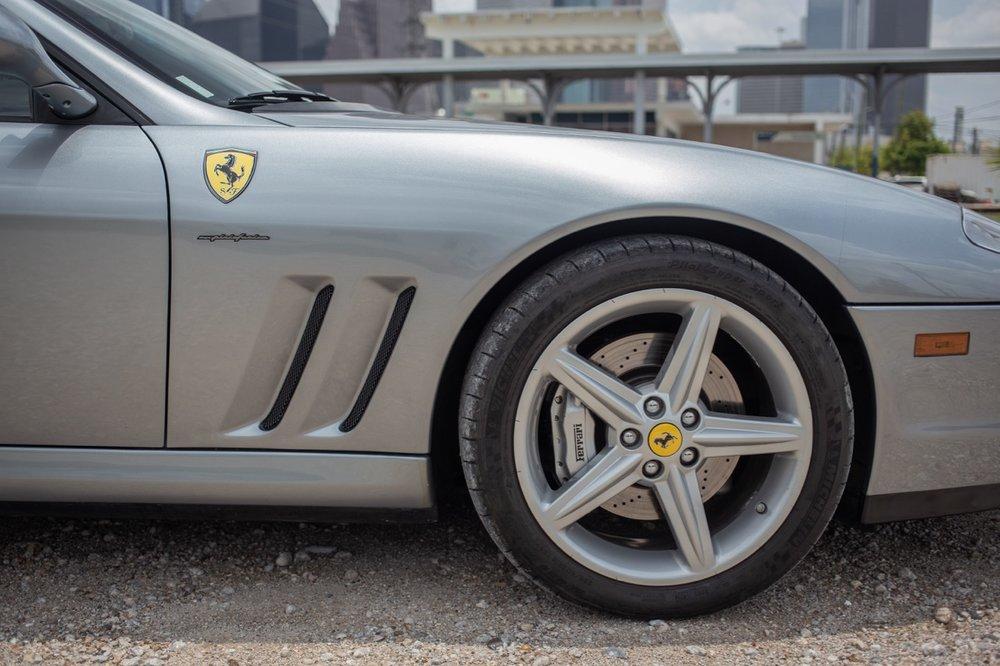 2002 Ferrari 575 Maranello (20128898) - 31.jpg