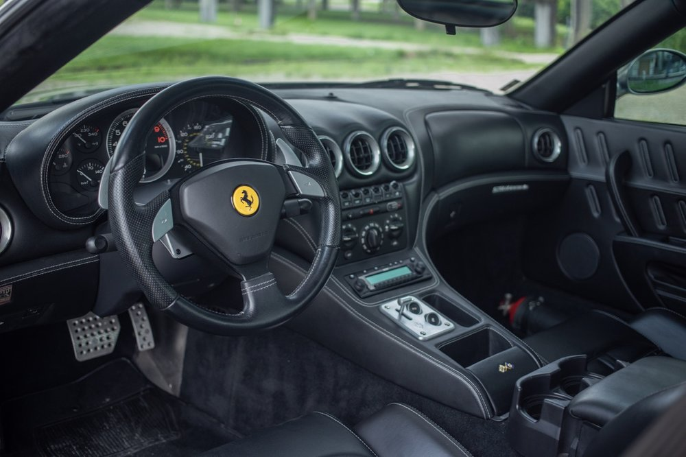 2002 Ferrari 575 Maranello (20128898) - 34.jpg