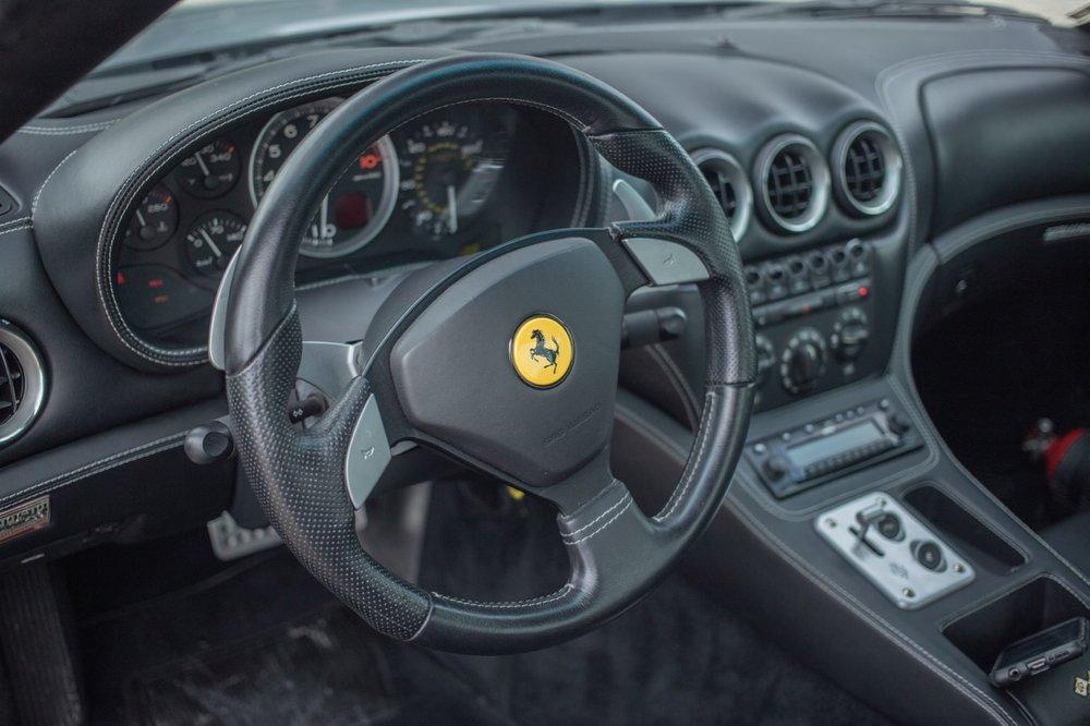 2002 Ferrari 575 Maranello (20128898) - 35.jpg