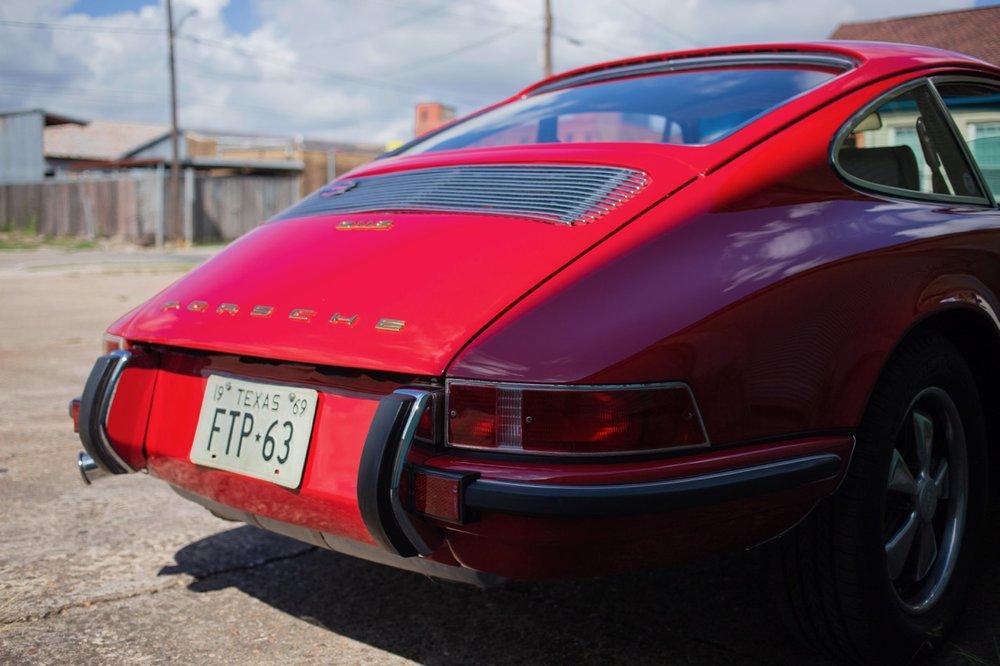 1969 Porsche 911 E (119200693) - 05.jpg