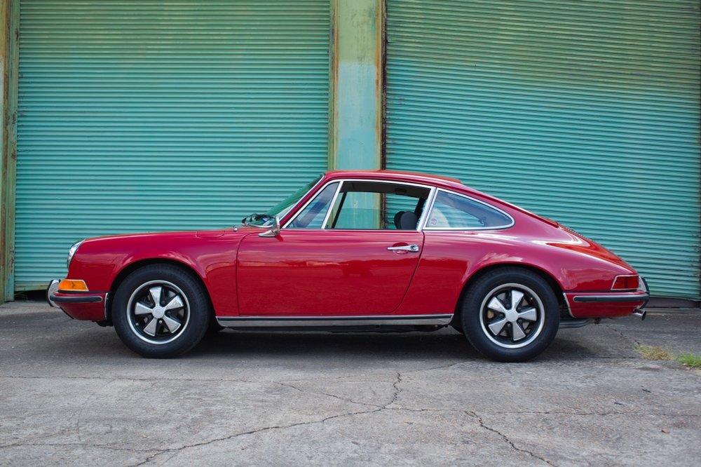 1969 Porsche 911 E (119200693) - 07.jpg