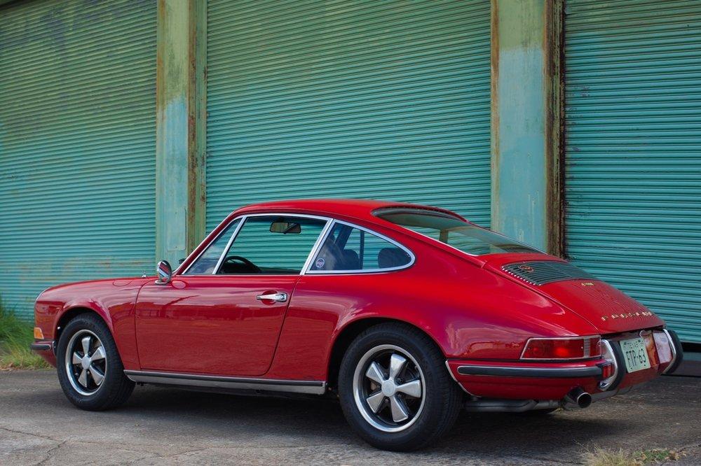 1969 Porsche 911 E (119200693) - 08.jpg
