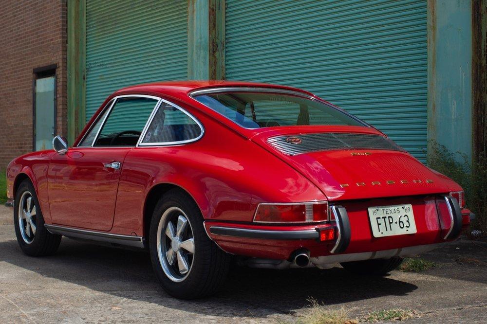 1969 Porsche 911 E (119200693) - 09.jpg
