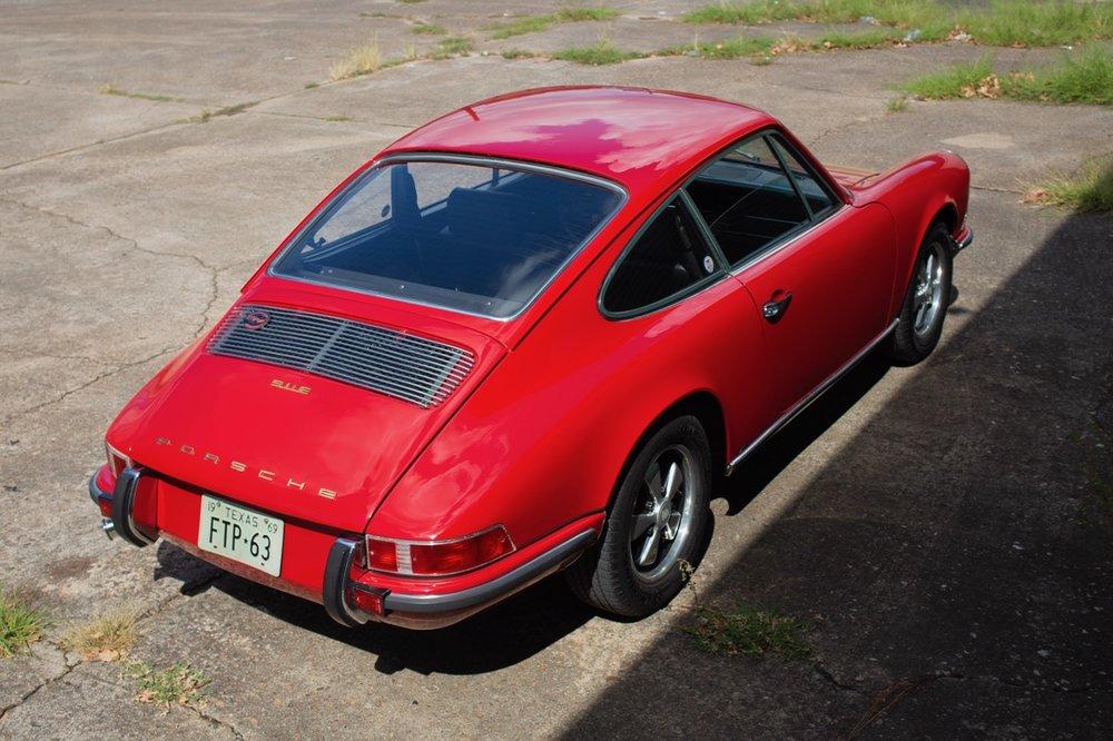 1969 Porsche 911 E (119200693) - 10.jpg