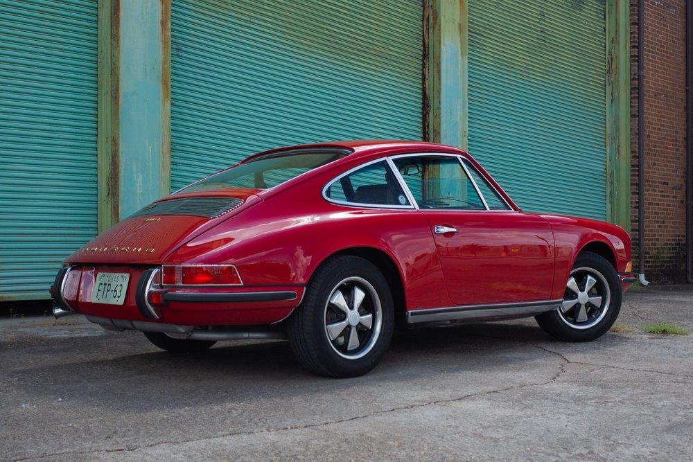 1969 Porsche 911 E (119200693) - 11.jpg