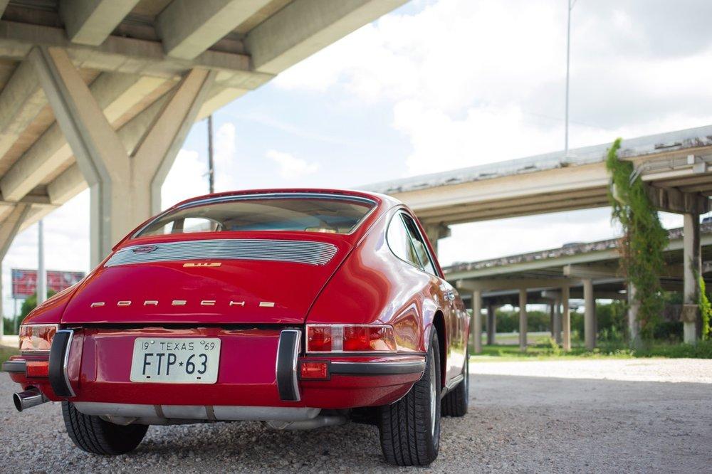 1969 Porsche 911 E (119200693) - 12.jpg