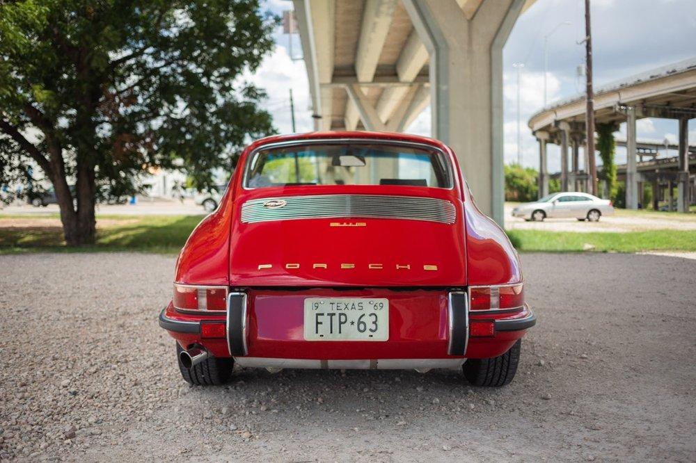 1969 Porsche 911 E (119200693) - 23.jpg
