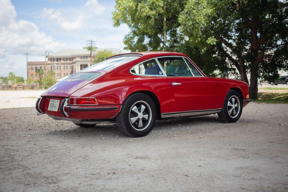 1969 Porsche 911 E (119200693) - 25.jpg
