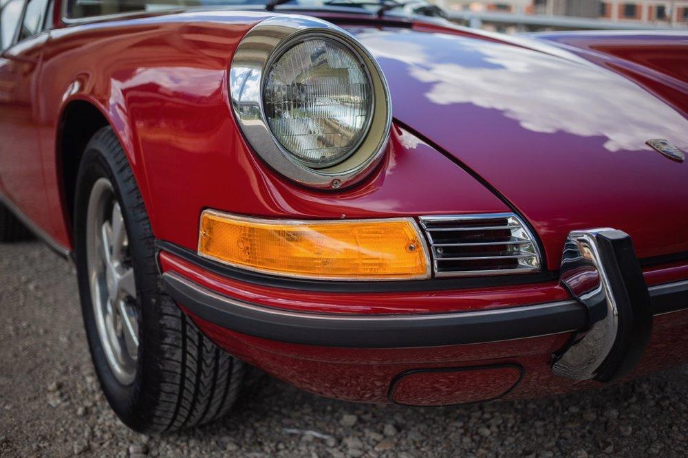 1969 Porsche 911 E (119200693) - 36.jpg
