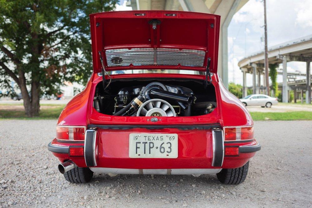 1969 Porsche 911 E (119200693) - 54.jpg