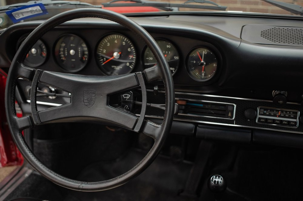 1969 Porsche 911 E (119200693) - 113.jpg