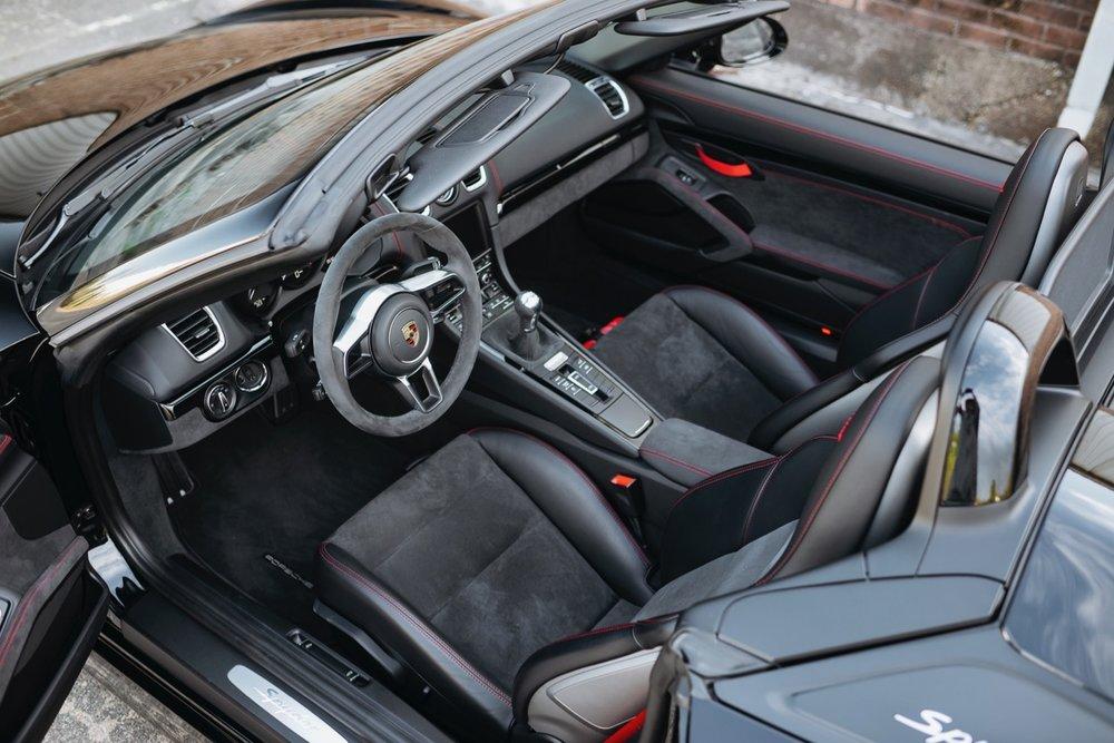 2016 Porsche Boxster Spyder (GS152106) - 025.jpg
