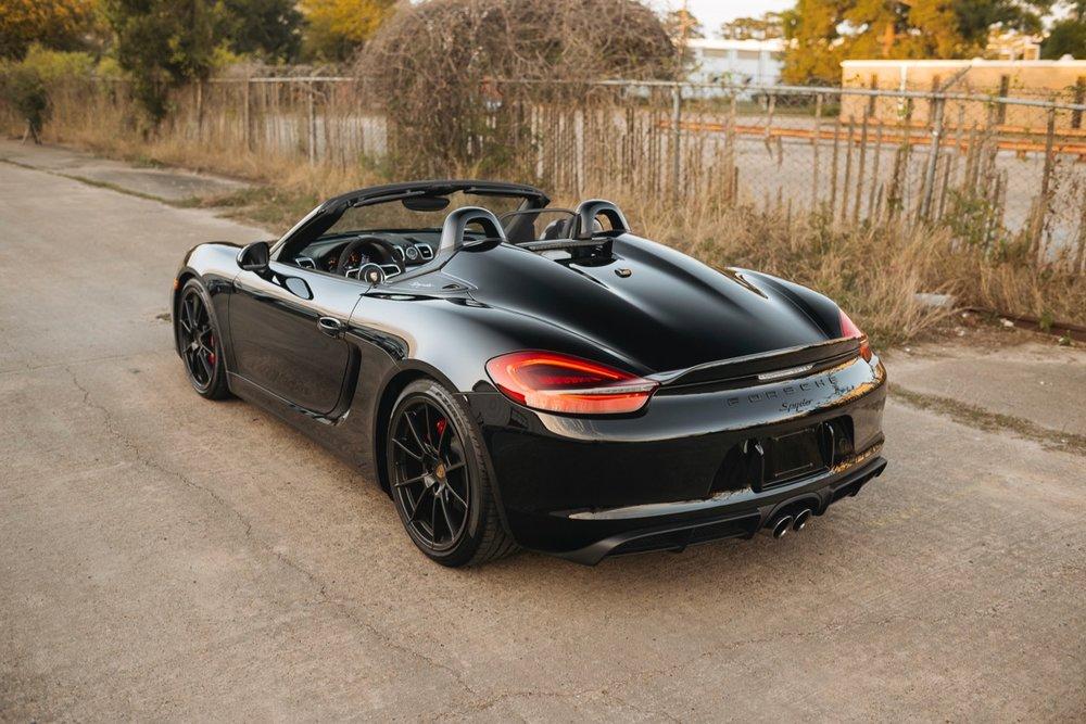 2016 Porsche Boxster Spyder (GS152106) - 122.jpg