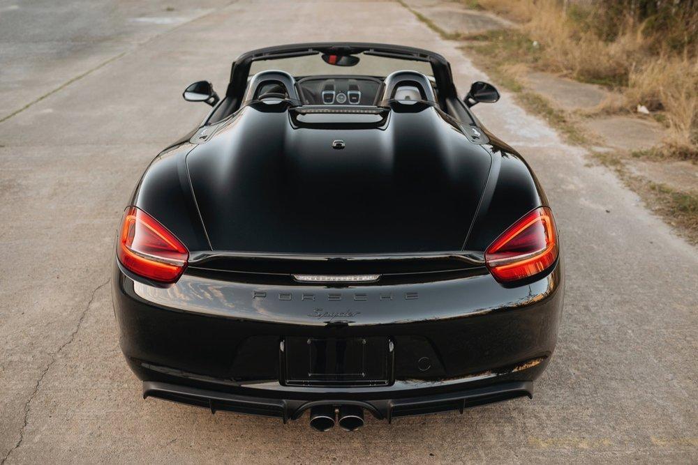 2016 Porsche Boxster Spyder (GS152106) - 124.jpg