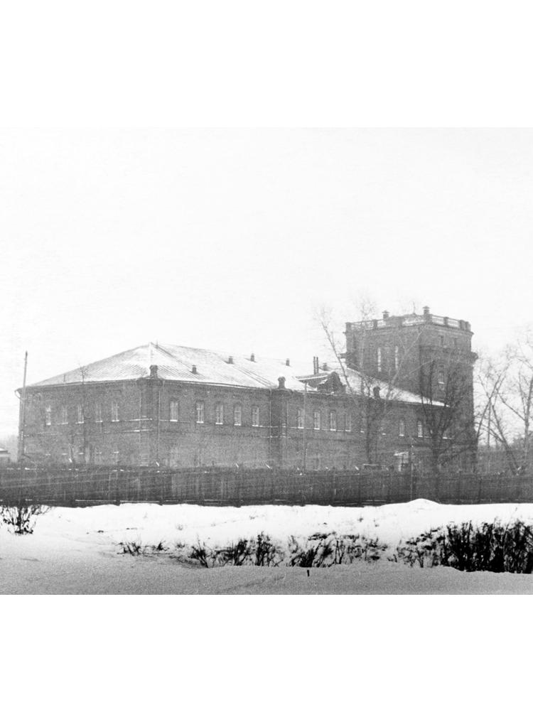 """2.7┆The """"Marfino""""sharashka (secret research prison). Prisoner Aleksandr Solzhenitsyn worked here from 1947 to 1950."""