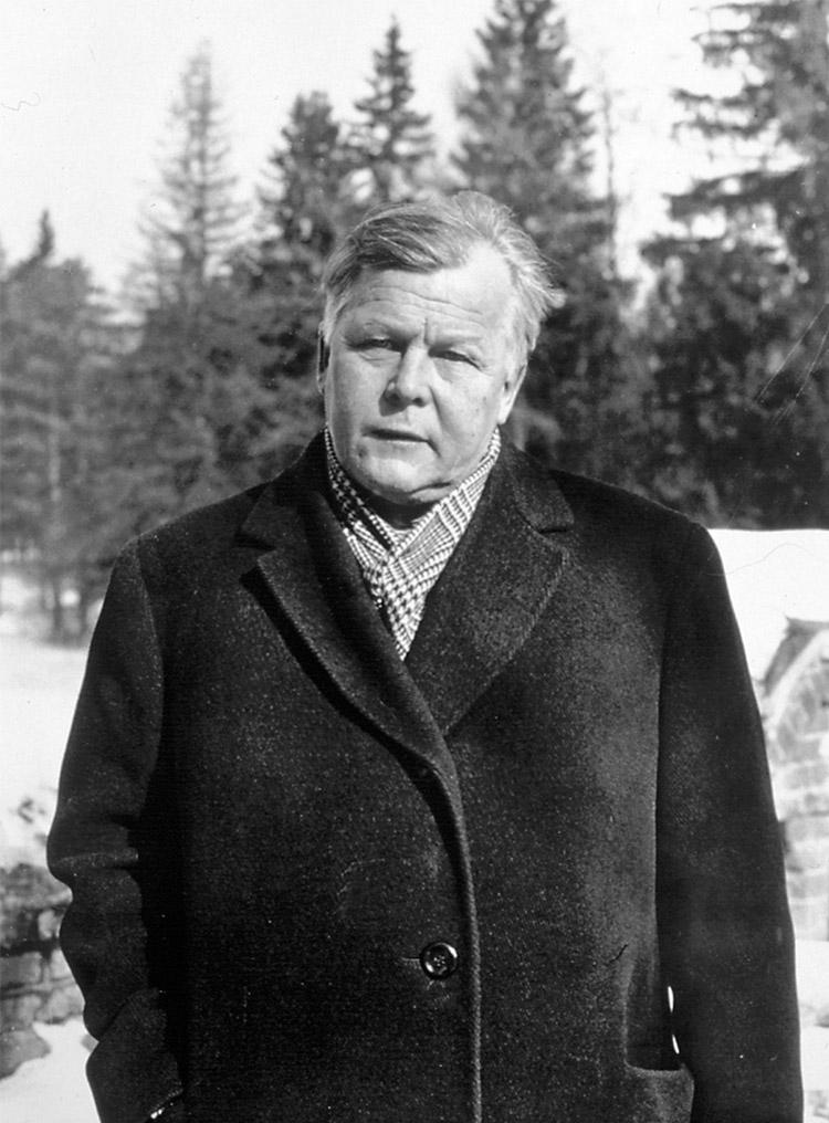 5.10 ┆   Aleksandr Tvardovsky.   1964