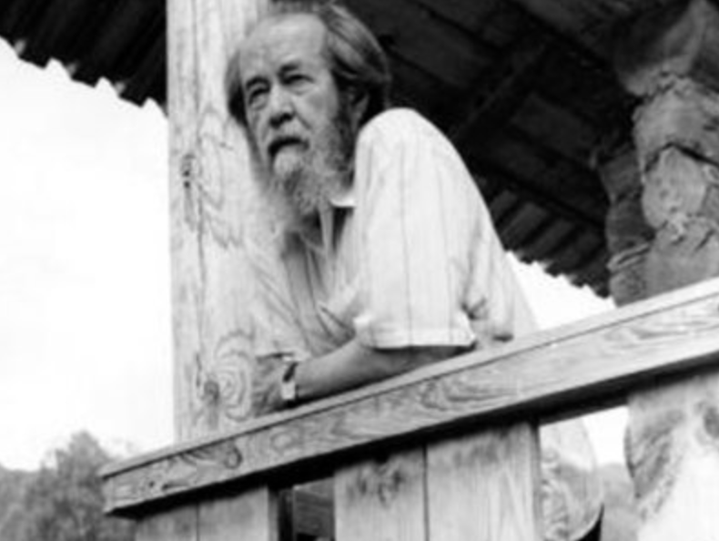 Solzhenitsyn-profile