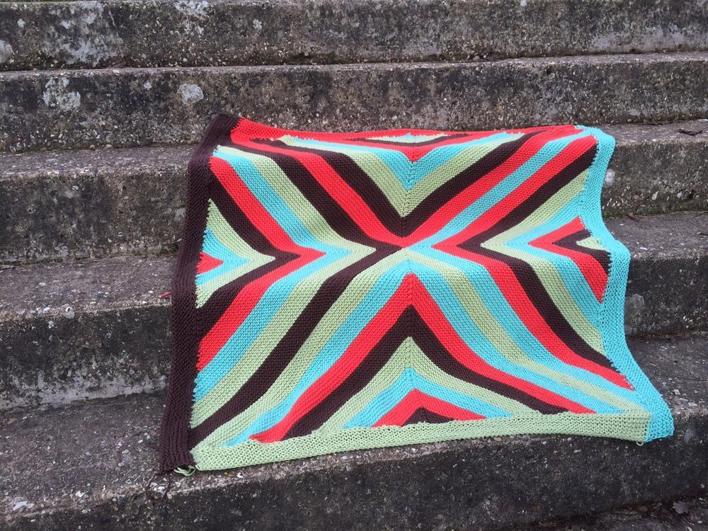 Allison's Munchkin Blanket by Amy Swenson