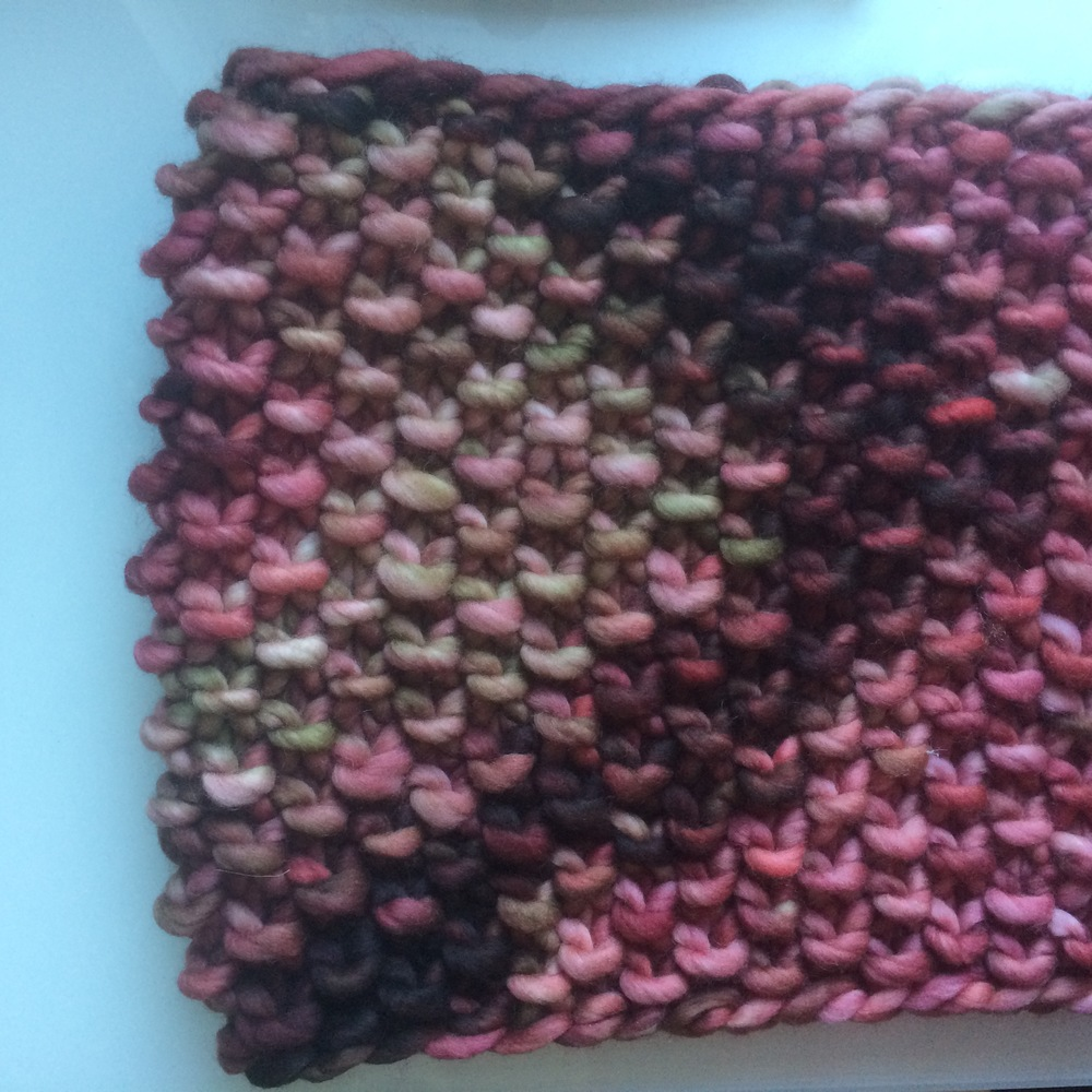 Allison's Marian cowl FO