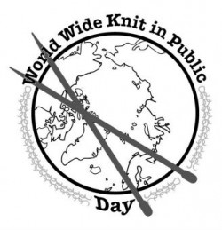 Join us for a social afternoon out of knitting in the park! Saturday, 18th June, 1:30-4:30pm. Click for details!
