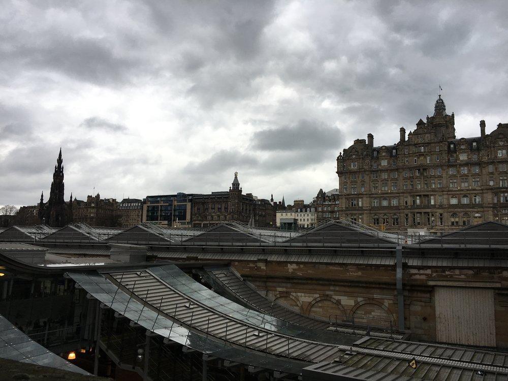 Ah, Edinburgh! We miss you already!