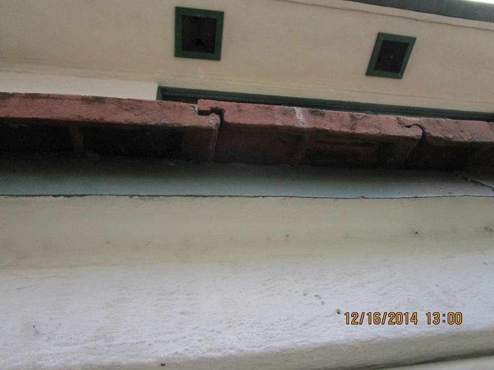 Edge of Tile Roof