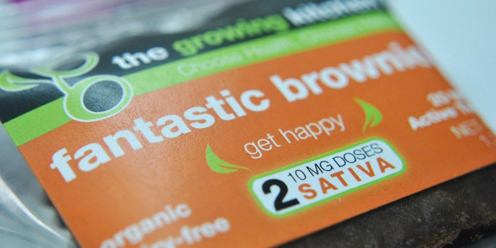 Our Medical Fantastic Brownie contains 20mg Active THC.