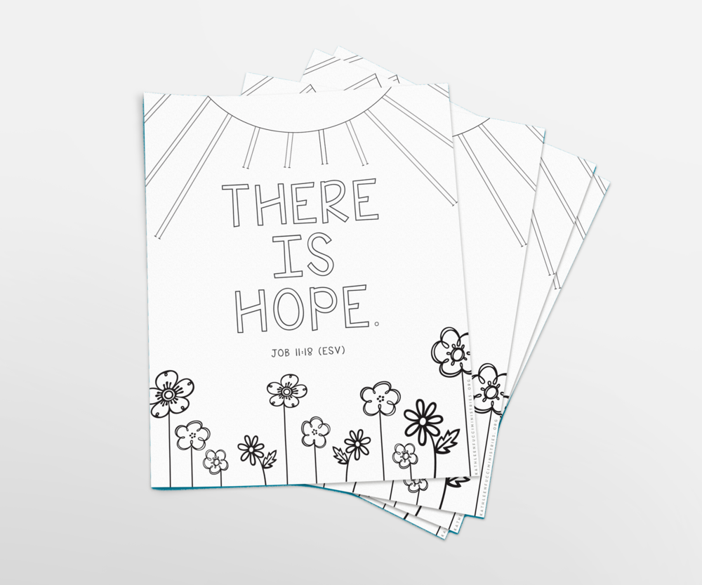 30 Bible Verse Coloring Pages For A Grieving Child 20 Free Bible