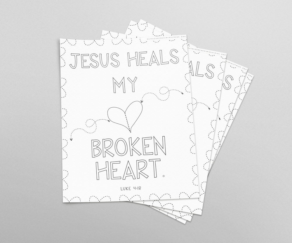 30 Bible Verse Coloring Pages For A Grieving Child 20 FREE