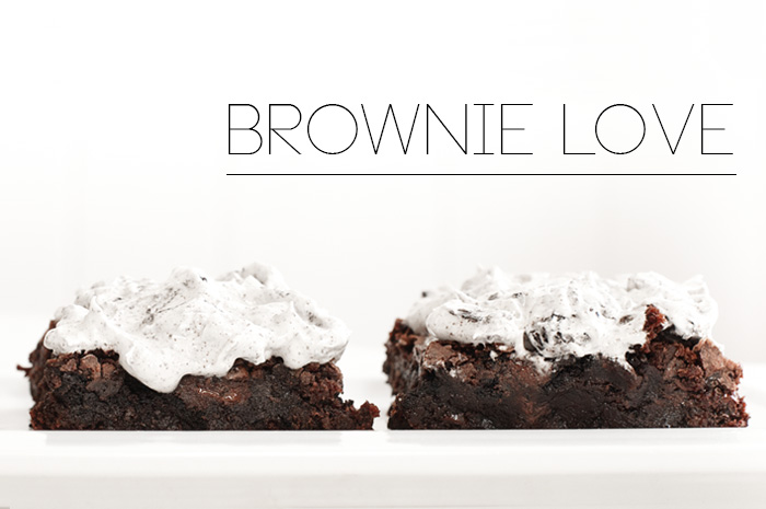 Brownie Love