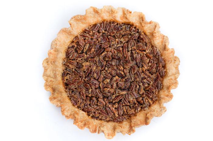 Chocolate Bourbon ecan Pie