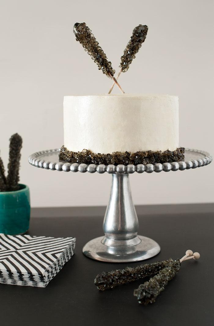 Rock Candy Cake