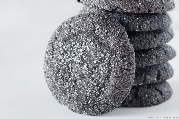 Sprinkles for Breakfast | Chocolate Sugar Cookies