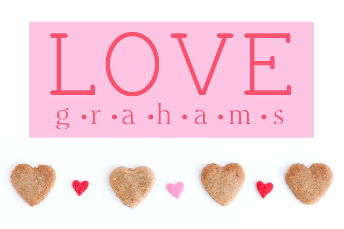 Love Grahams | Sprinkles for Breakfast