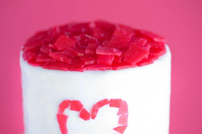 Sugar Shards Cake | Sprinkles for Breakfast