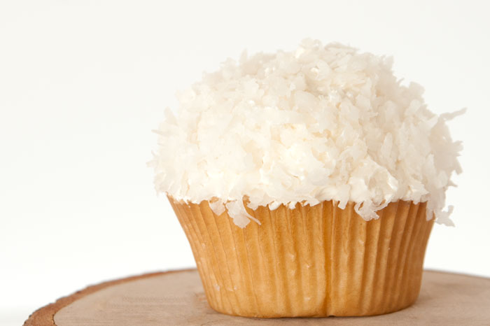 Coconut Cupcakes | Sprinkles for Breakfast