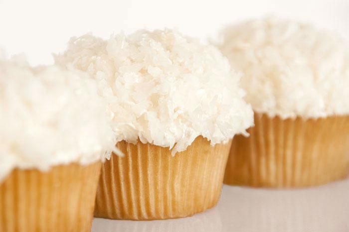 Coconut+Cupcakes