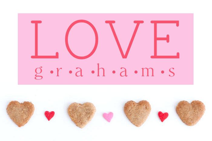 LOVE GRAHAMS
