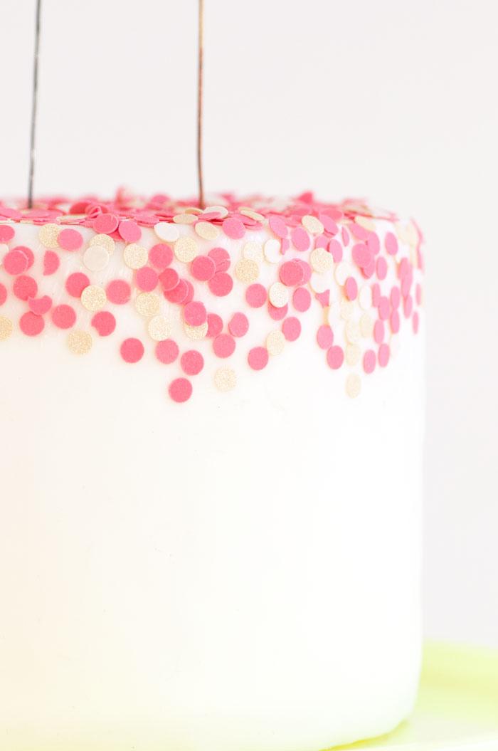 Confetti Cake | Sprinkles for Breakfast